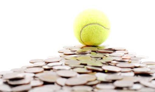 tennisgelden